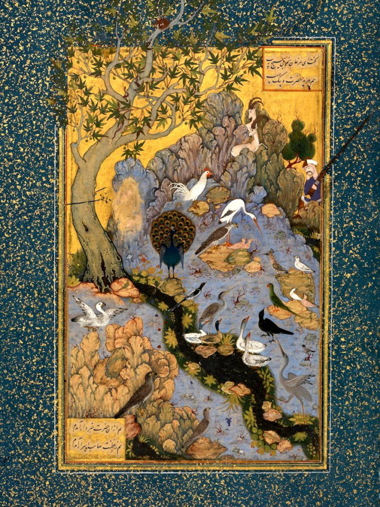 «Nel bel mezzo della parola giorno/ vedremo nascere il giorno»: quattro poesie di Sohrāb Sepehri tradotte da Francesco Occhetto