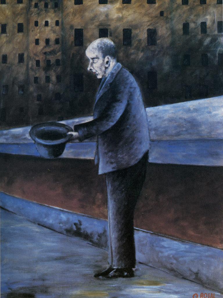 Umanità e pittura nel Primo Novecento: Ottone Rosai