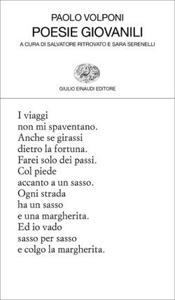 Le Poesie giovanili di Paolo Volponi