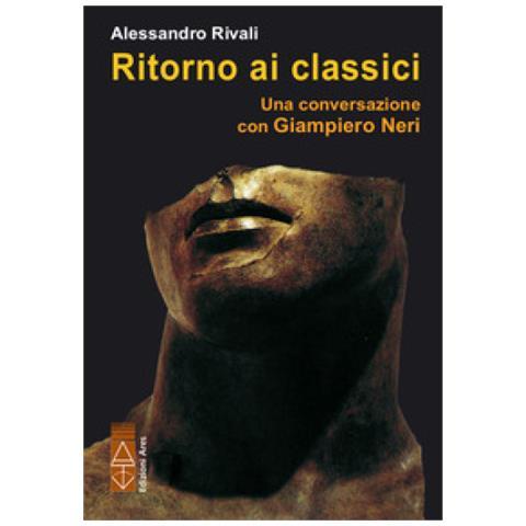 """""""Ritorno ai classici"""". Un'intervista a Alessandro Rivali"""